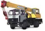 Автокран 14 тонн 14 метров КАМАЗ