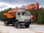 Автокран 16 тонн 18 метров КАМАЗ