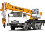 Автокран 32 тонн 31 метров КАМАЗ