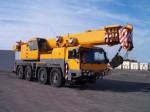Автокран 40 тонн 40 метров Liebherr