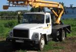 Автовышка 18 метров на базе ГАЗ