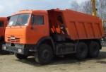 Самосвал гп 15 тонн на базе КАМАЗ