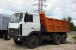 Самосвал гп 20 тонн на базе МАЗ