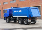Самосвал тонар гп от 40 до 60 тонн