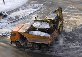 Спецтехника для уборки и вывоза снега в Перми