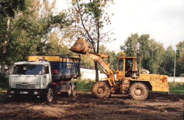 Вывоз строительного мусора и ТБО в Перми недорого