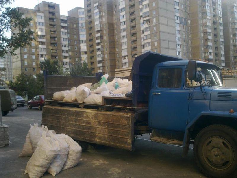 Заказать машину для вывоза мусора